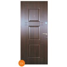 Входные двери Термопласт Мод. 124
