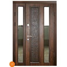 Входные двери Термопласт Мод. 13