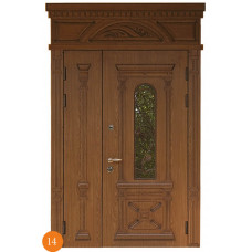 Входные двери Термопласт Мод. 14
