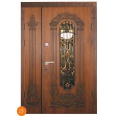 Входные двери Термопласт Мод. 15