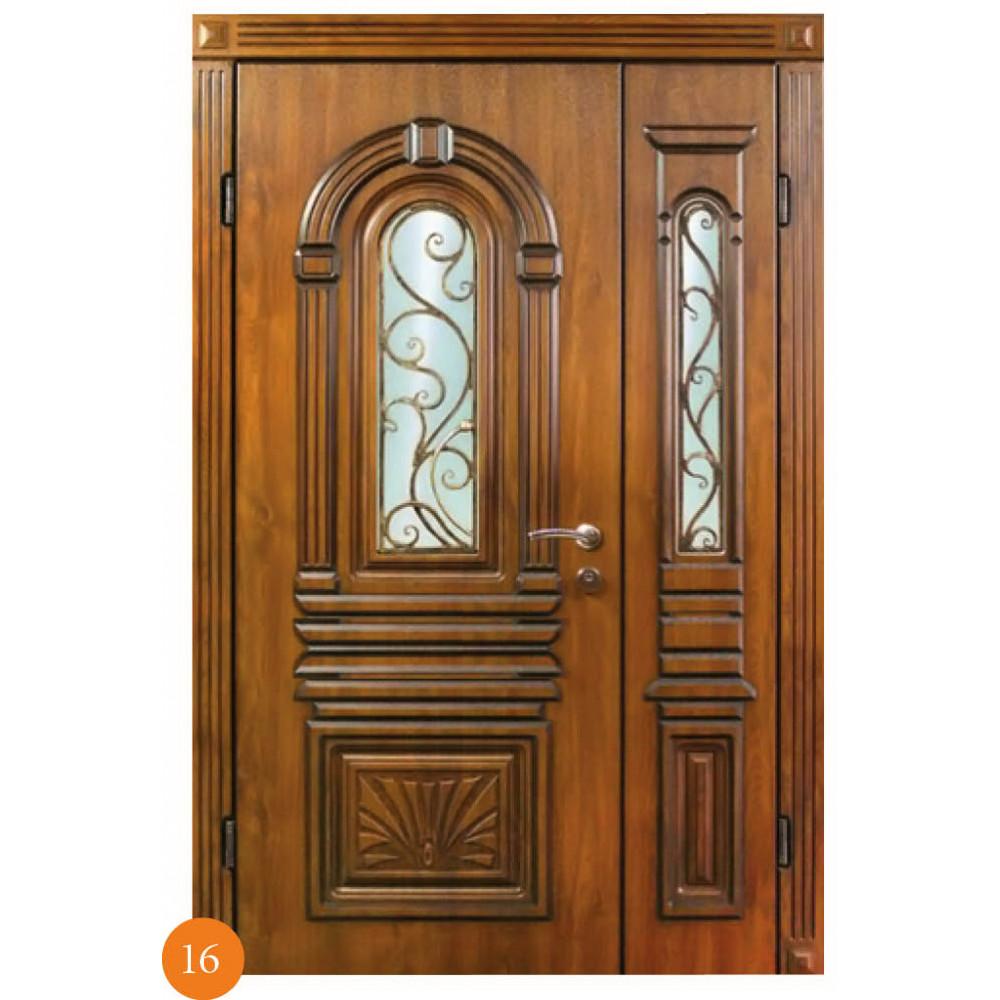 Входные двери Термопласт Мод. 16