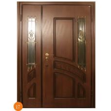 Входные двери Термопласт Мод. 17