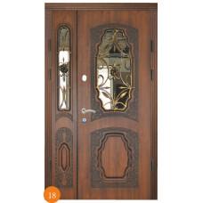 Входные двери Термопласт Мод. 18