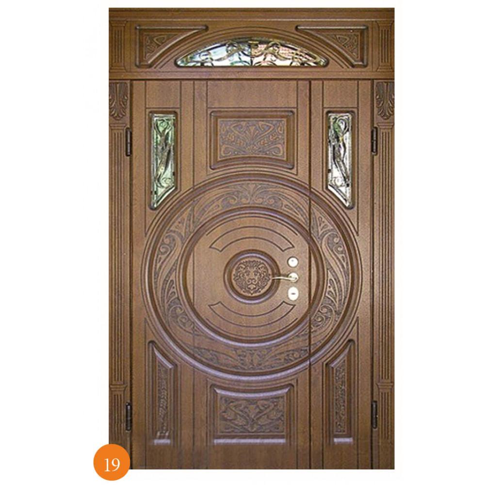 Входные двери Термопласт Мод. 19