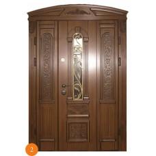 Входные двери Термопласт Мод. 2