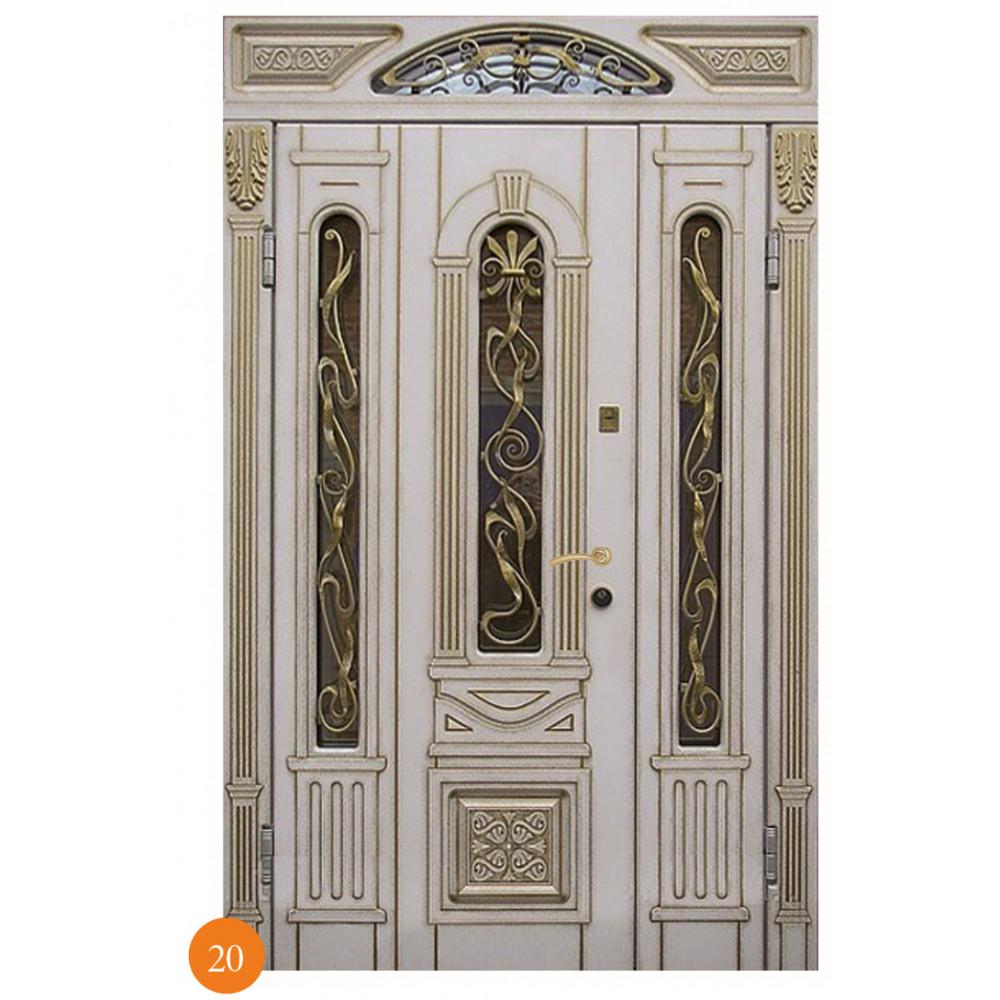 Входные двери Термопласт Мод. 20