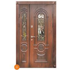 Входные двери Термопласт Мод. 21