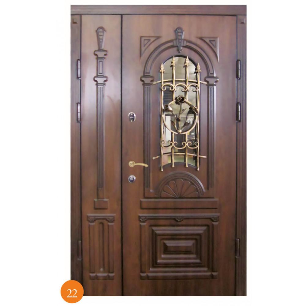 Входные двери Термопласт Мод. 22