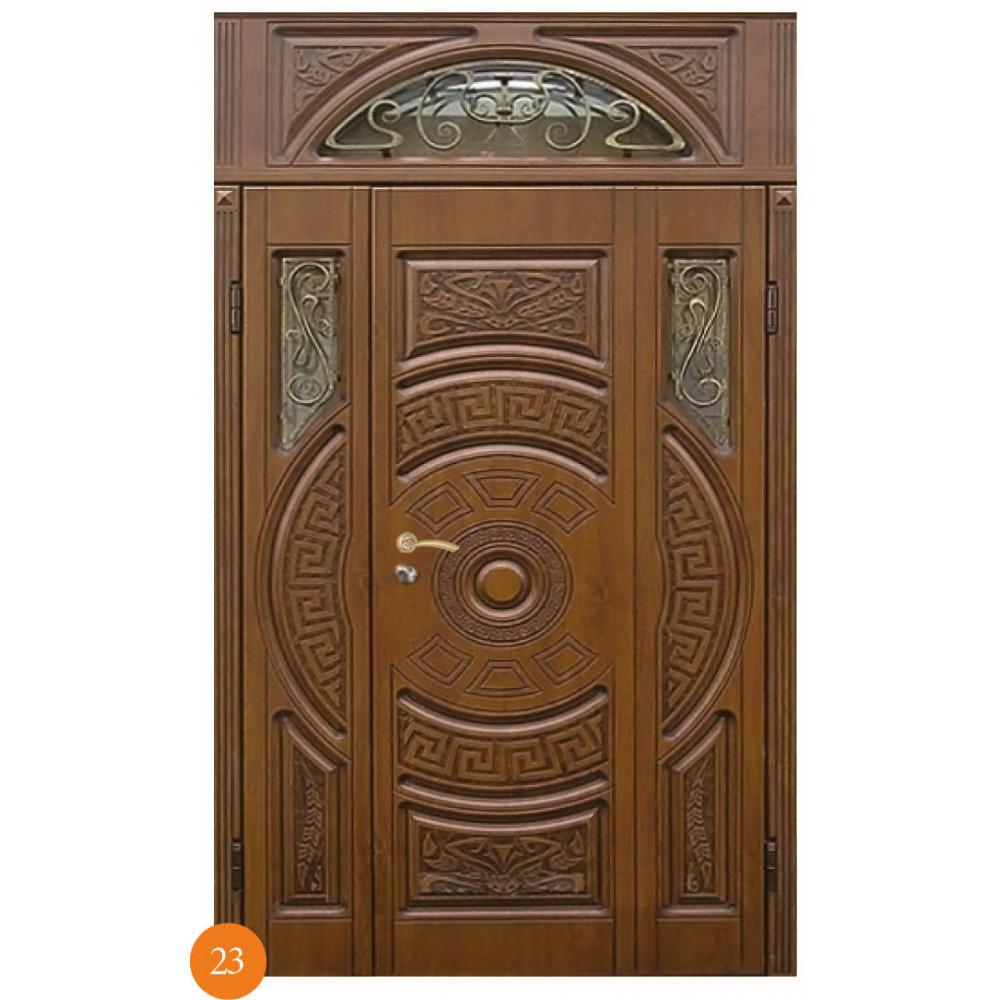 Входные двери Термопласт Мод. 23
