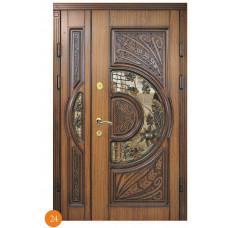 Входные двери Термопласт Мод. 24