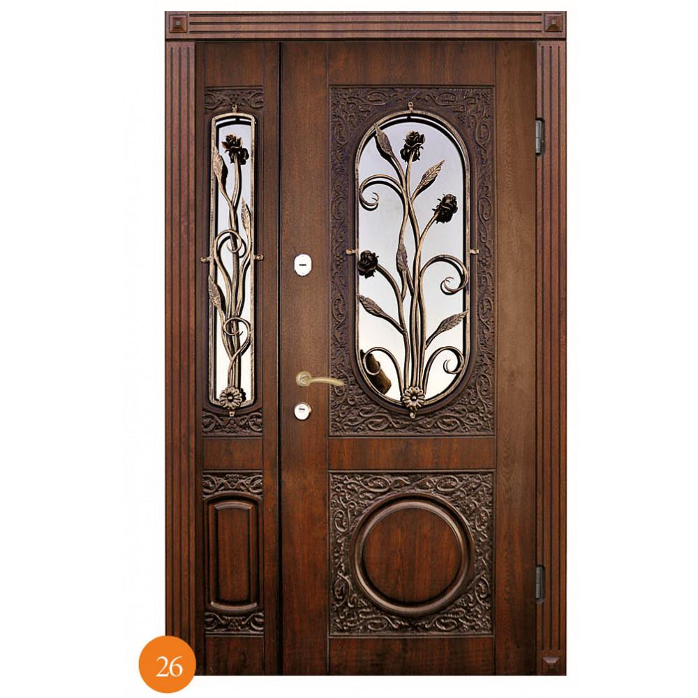 Входные двери Термопласт Мод. 26