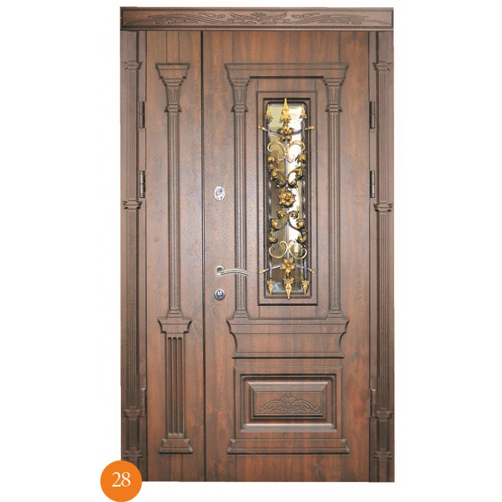 Входные двери Термопласт Мод. 28