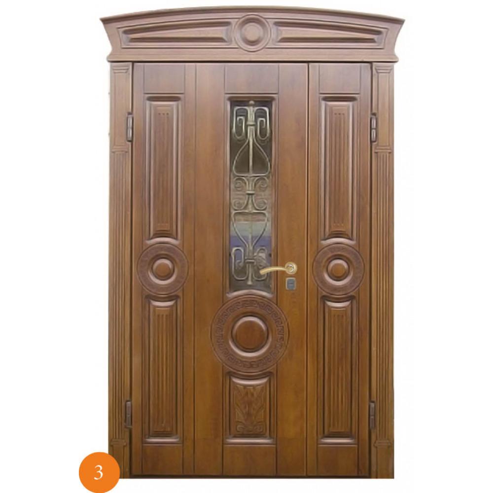 Входные двери Термопласт Мод. 3