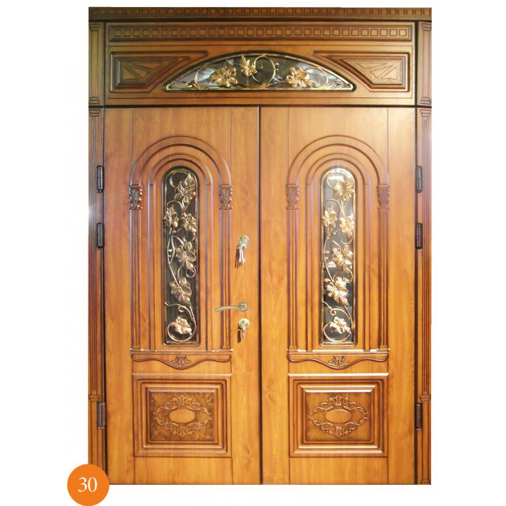 Входные двери Термопласт Мод. 30