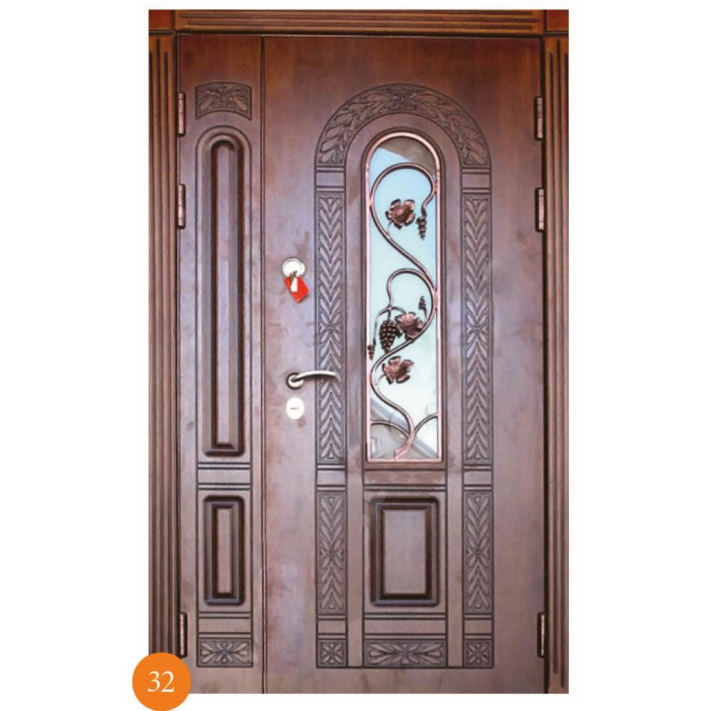Входные двери Термопласт Мод. 32