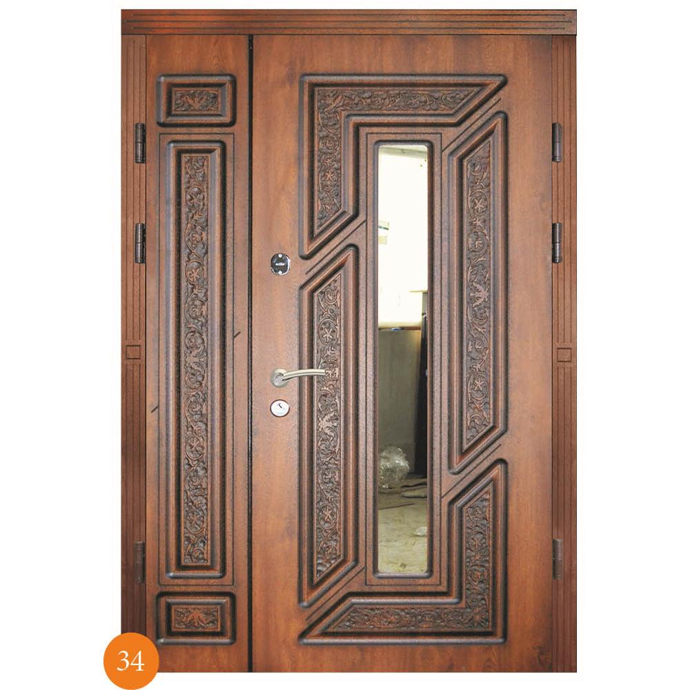 Входные двери Термопласт Мод. 34