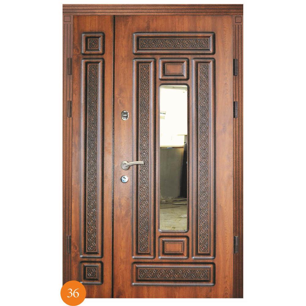 Входные двери Термопласт Мод. 36