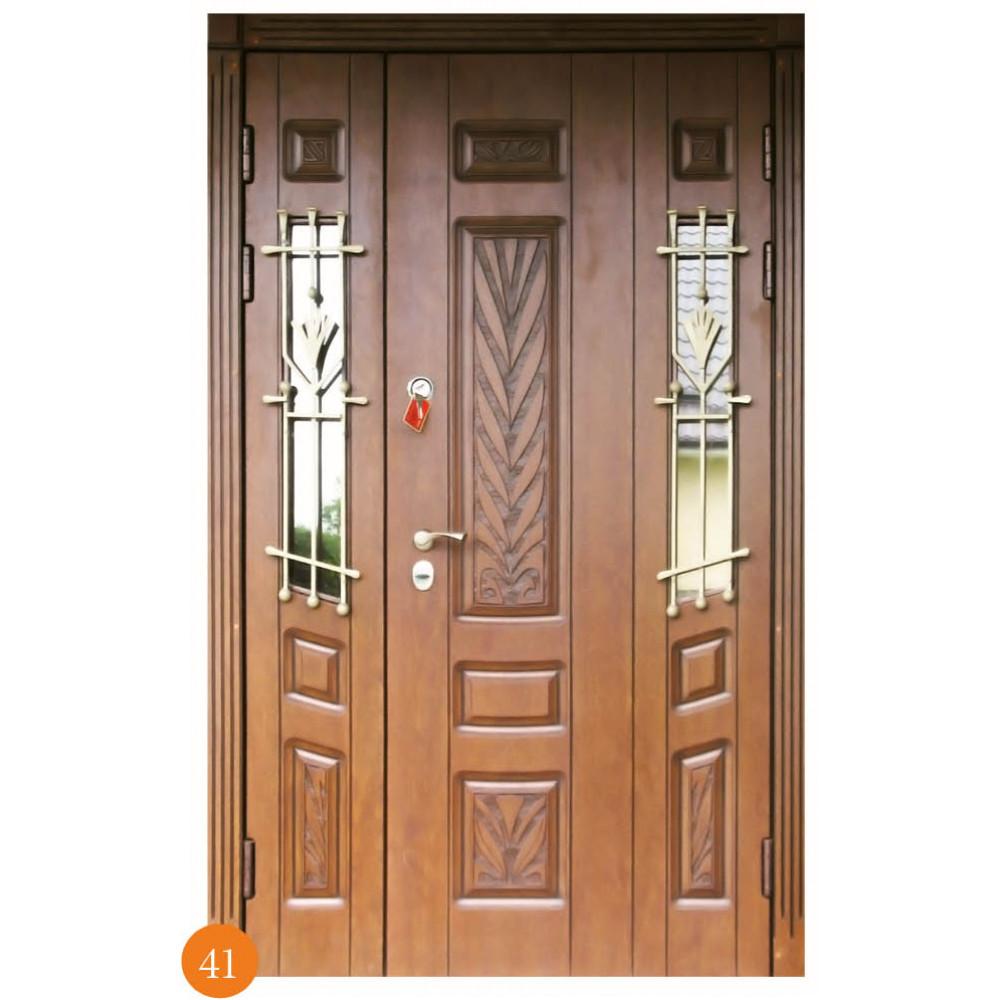 Входные двери Термопласт Мод. 41