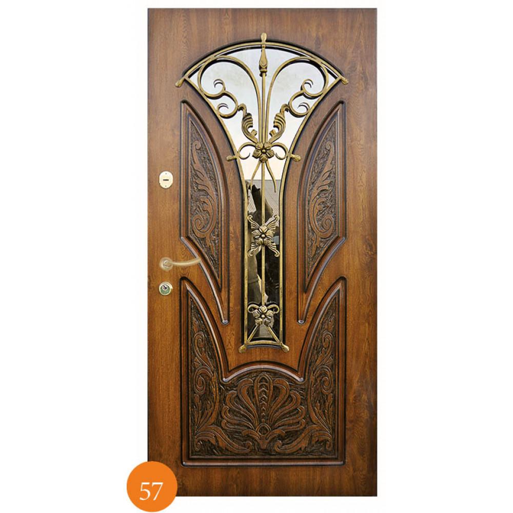 Входные двери Термопласт Мод. 57