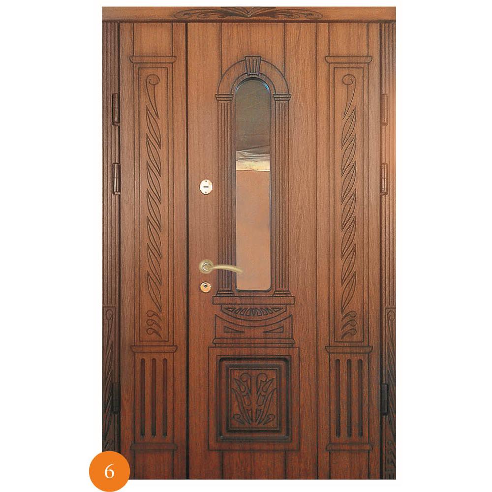 Входные двери Термопласт Мод. 6
