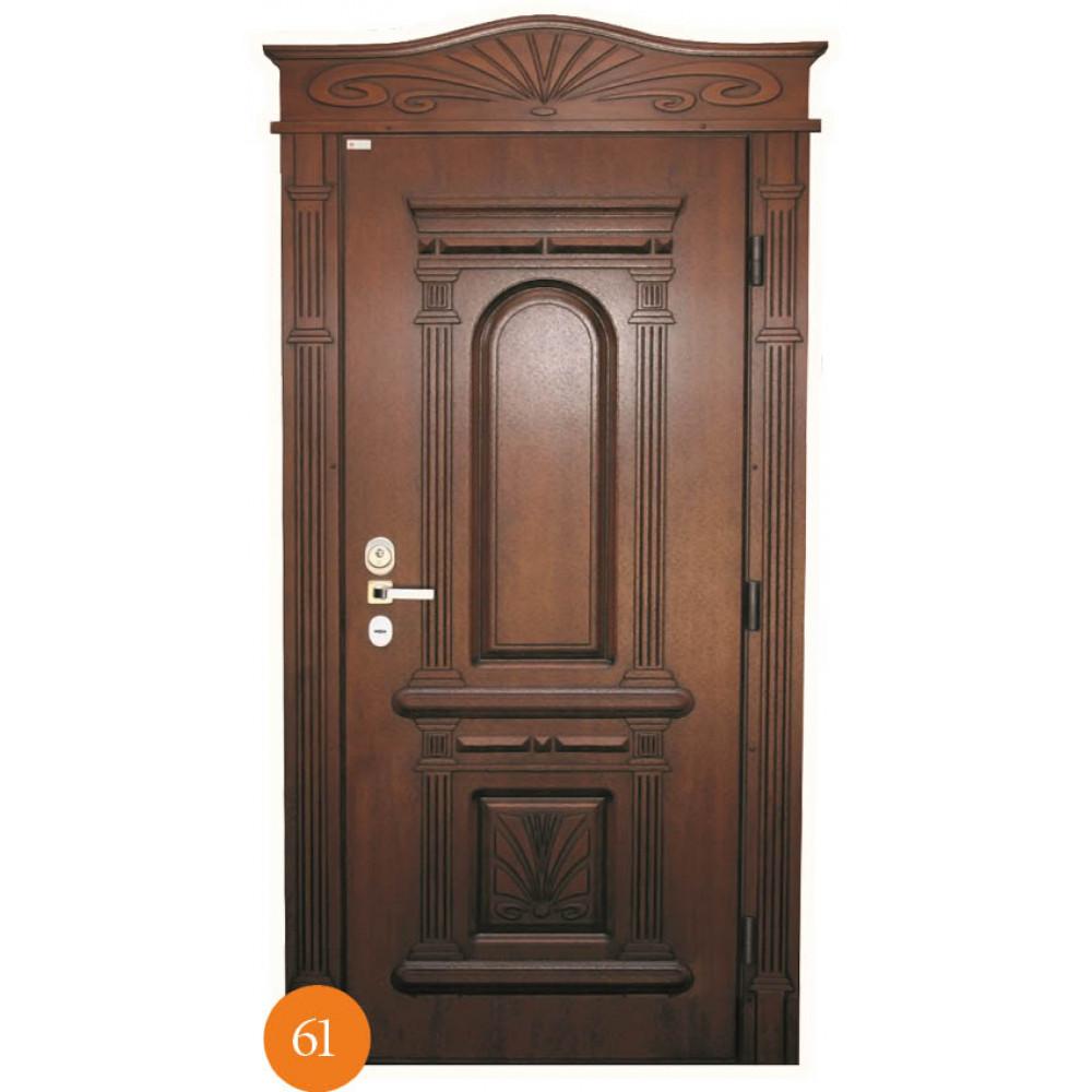 Входные двери Термопласт Мод. 61