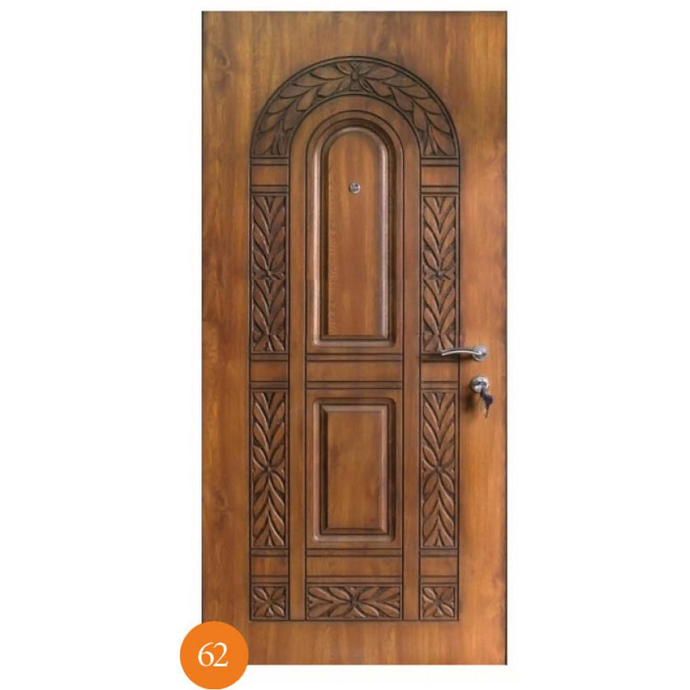Входные двери Термопласт Мод. 62