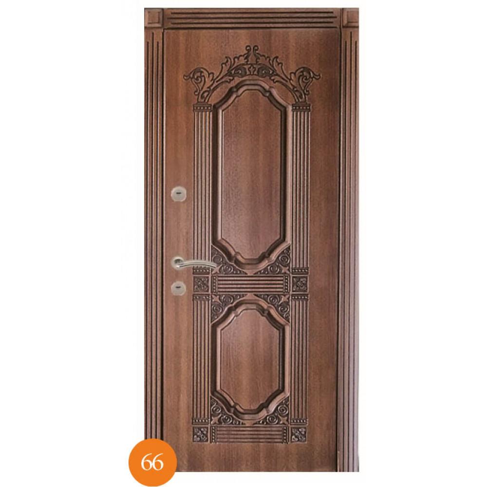 Входные двери Термопласт Мод. 66