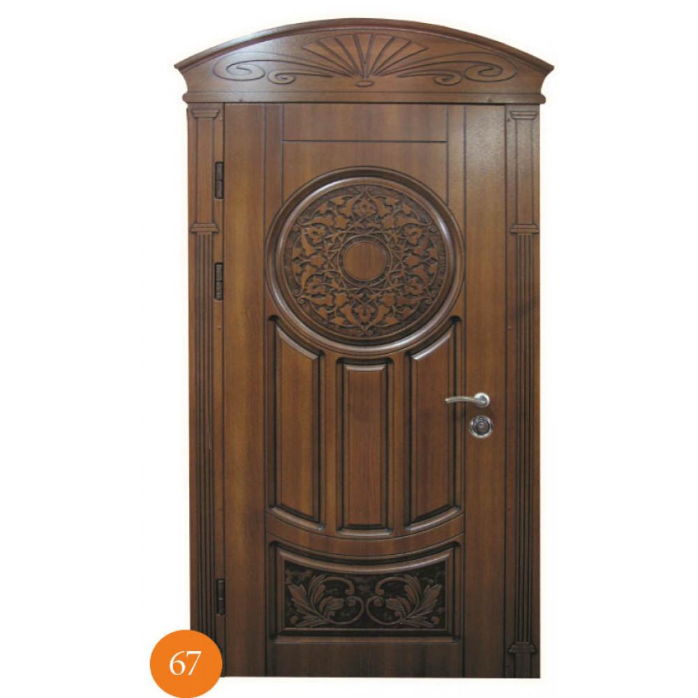 Входные двери Термопласт Мод. 67