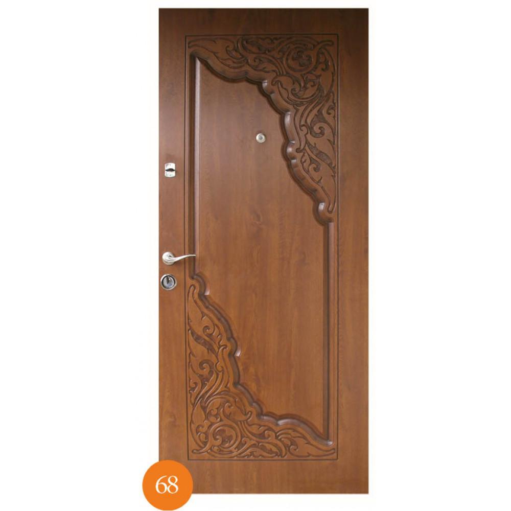 Входные двери Термопласт Мод. 68