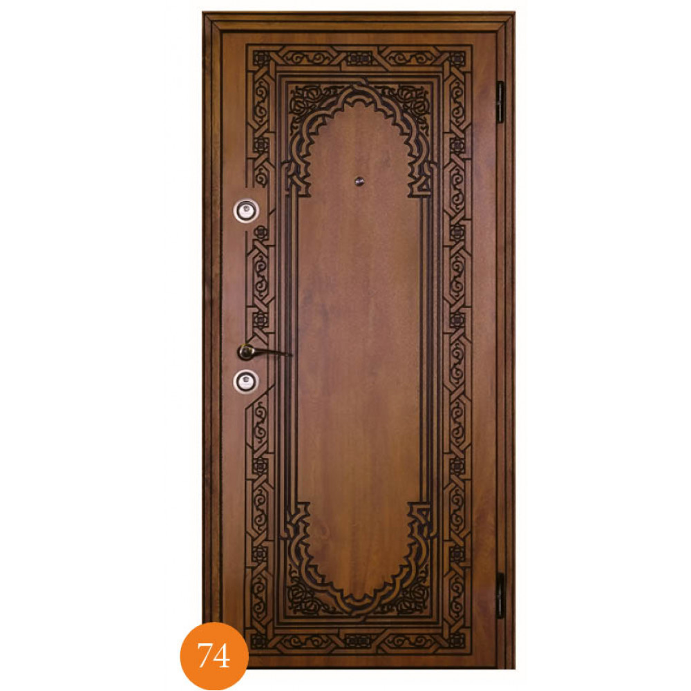 Входные двери Термопласт Мод. 74