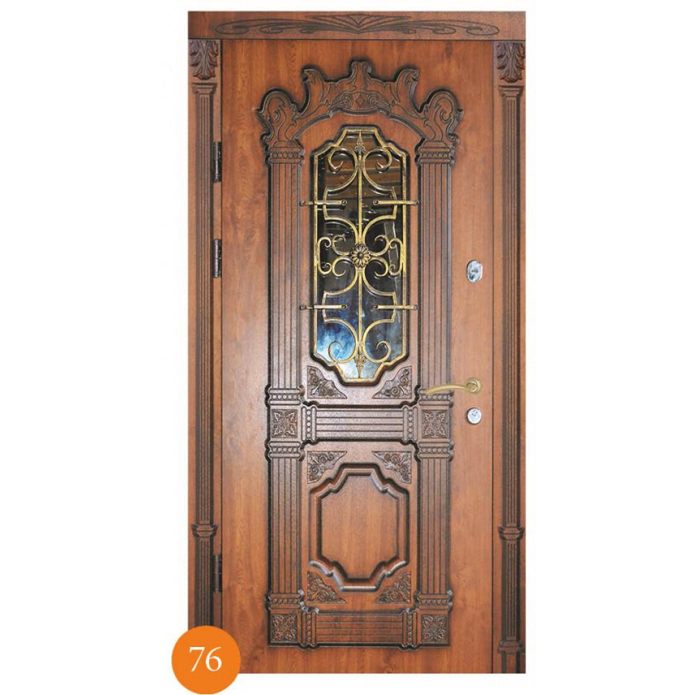Входные двери Термопласт Мод. 76