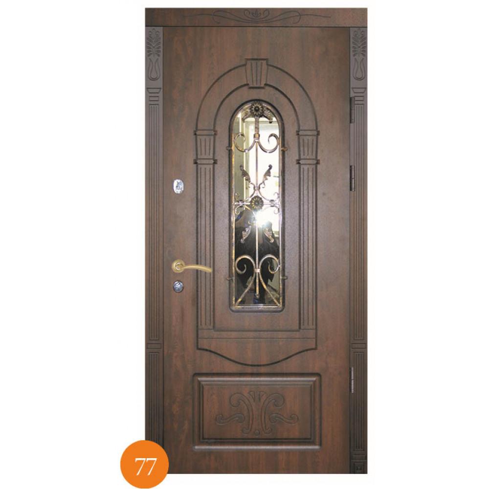 Входные двери Термопласт Мод. 77