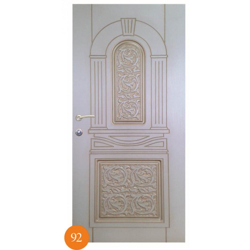 Входные двери Термопласт Мод. 92