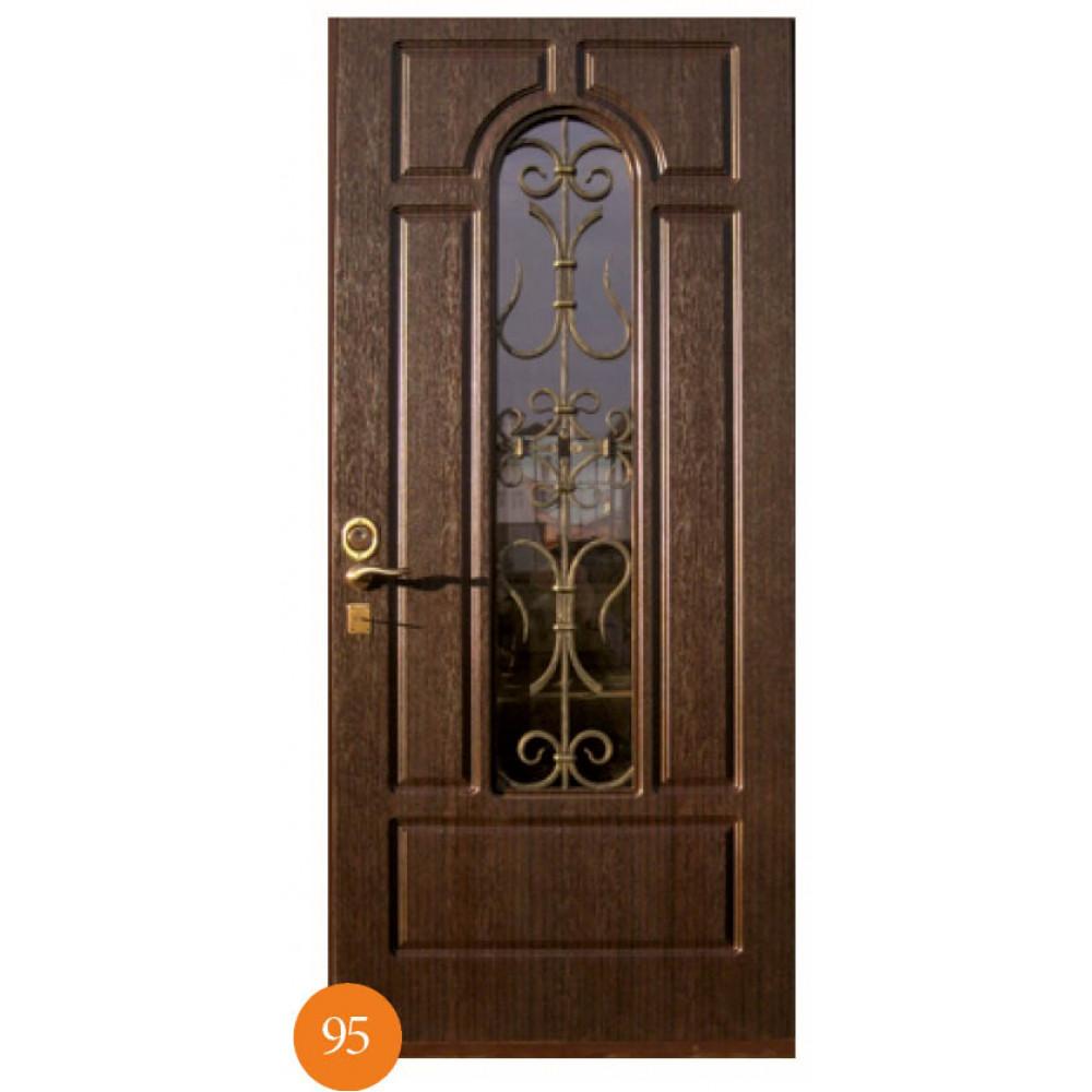 Входные двери Термопласт Мод. 95