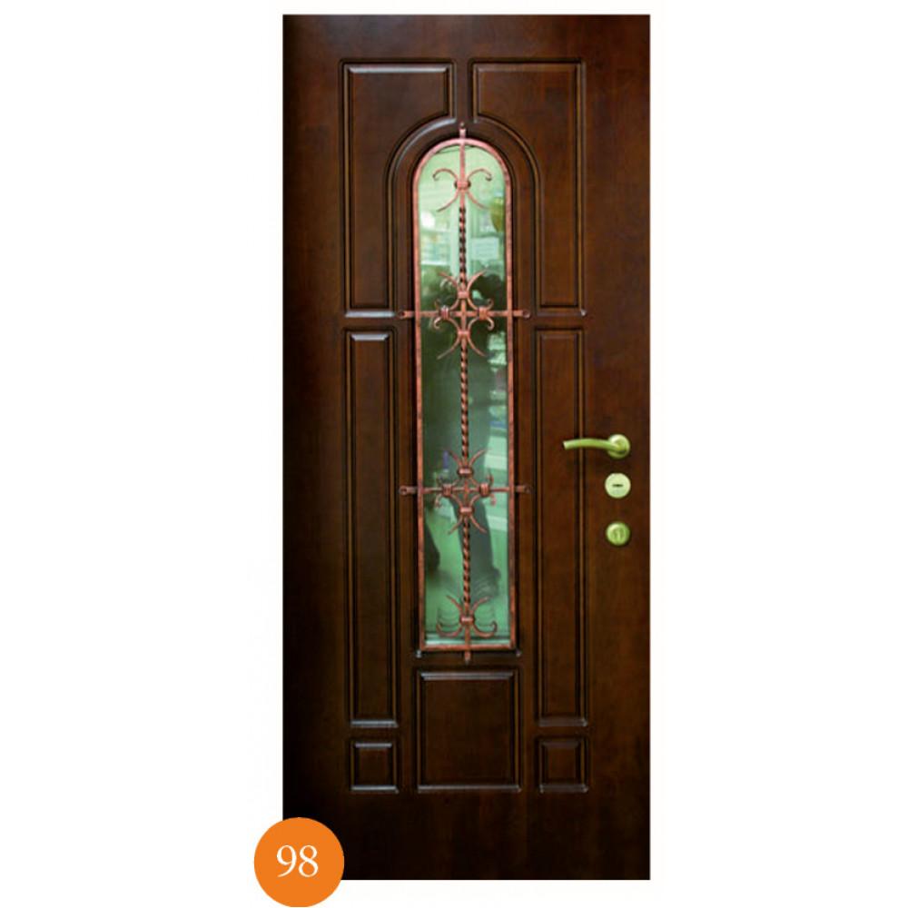 Входные двери Термопласт Мод. 98