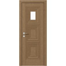 Двери Родос Diamod Модель Berita полустекло 1