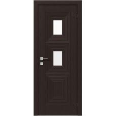 Двери Родос Diamod Модель Berita полустекло 2