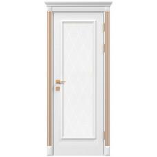 Двери Родос Siena Модель Asti со стеклом
