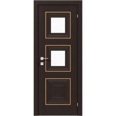 Двери Родос Versal Модель Irida полустекло 2