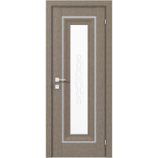 Двери Родос Versal Модель Patrizia со стеклом