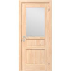 Двери Родос Woodmix Модель Praktic со стеклом